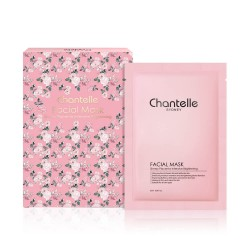 Chantelle Sydney-Pink Advanced Facial Mask 6+1 Sachets x 25ml
