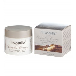 Chantelle Sydney-Lanolin Cream with Grape Seed Oil & Vitamin E 100ml