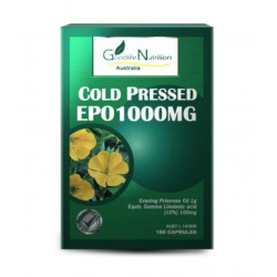 Goodlife Nutrition-Cold Press EPO 1000mg 180 Capsules