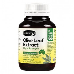 Comvita-Olive Leaf Extract High Strength 60 Capsules