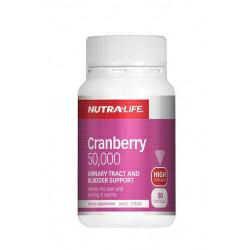 Nutralife-Cranberry 50,000 50 capsules