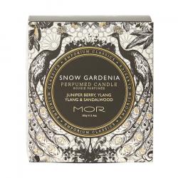 MOR-Snow Gardenia Emporium Classics Fragrant Candle 380g