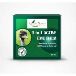 Goodlife Nutrition-3 in 1 Active Emu Balm