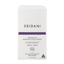 Eridani-Premium Marine Collagen Blackcurrant and Calcium 30 x 3g
