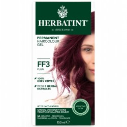 Herbatint-Permanent Haircolour Gel FF3 Plum 150ml