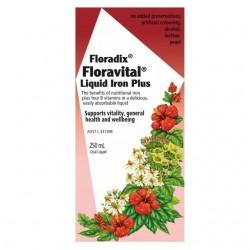 Floradix-Iron Liquid Herbal Extract 250ml