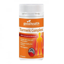 Goodhealth-Turmeric Complex 60 Capsules