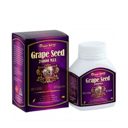 Toplife-Grape Seed 24000mg Max 180 Capsules