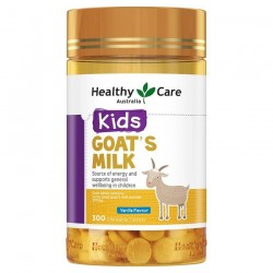 Healthy Care-Goat's Milk Vanilla Chewable 300 Tablets