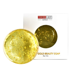 Thera Lady-Pure Gold Beauty Soap 80g