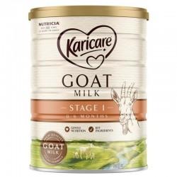 Karicare-Stage 1 Goats Milk Infant Formula From 0-6 Months 900g