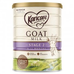 Karicare-Stage 2 Goats Milk Follow-On Formula From 6-12 Months 900g