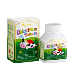 Toplife-Kids Colostrum Tablets 820mg 180 Tablets