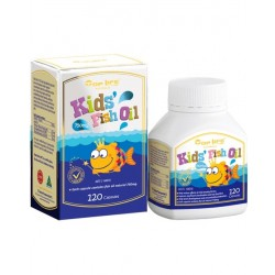 Toplife-Kids' Fish Oil 750mg 120 Capsules