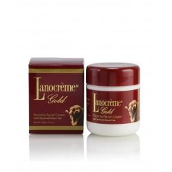 Lanocreme-Placenta Facial Cream with Natural Green Tea 100g