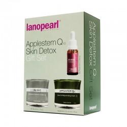 Lanopearl-Applestem Q10 Skin Detox Gift Set