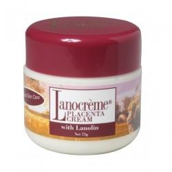 Lanocreme-Placenta Cream with Lanolin 75g