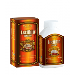 Toplife-Lecithin 1200 Max 180 Capsules