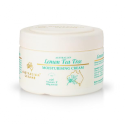 G&M-Australian Lemon Tea Protective Moisturising Cream with Vitamin E 250g