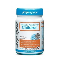 Lifespace-Children's Probiotic Powder 60g