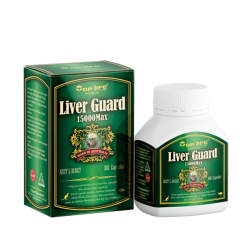 Toplife-Liver Guard 15000mg Max 100 Capsules