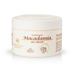 G&M-Australian Macadamia Oil Soothing Moisturising Cream with Vitamin E 250g
