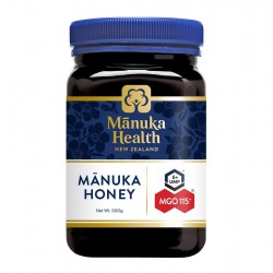 Manuka Health-Manuka Honey MGO 115+ 500g