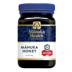 Manuka Health-Manuka Honey MGO 263+ 500g