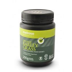 Melrose-Organic Barley Grass Powder 200g