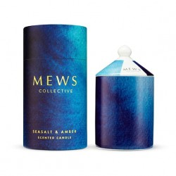 Mews Collective-Seasalt & Amber Scented Candles 320g