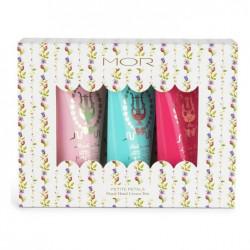 MOR-Buds & Blossoms Petite Petals Floral Hand Cream Trio