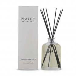 Moss St. Fragrances-Lotus & Camellia Scented Diffuser 275ml