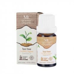 Mt Retour-Tea Tree Essential Oil Certified Organic 10ml