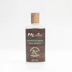 Mt Retour-Tea Tree & Eucalyptus Hand Sanitizer 270ml