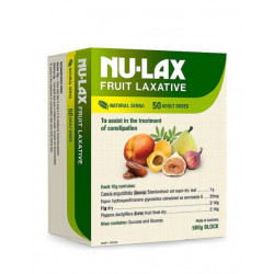 Nulax Fruit Laxative 500g Block