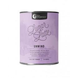 Nutra Organics-Lunar Latte Unwind 100g Powder