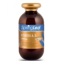 Springleaf-Omega-3 1000mg 400 Capsules