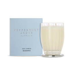 Peppermint Grove-Oceania Soy Candle 350g