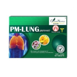 Goodlife Nutrition-PM Lung Support 60 Tablets