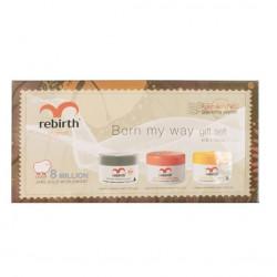 Rebirth-Born My Way Placenta & Collagen Cream Gift Set 6 x 100ml