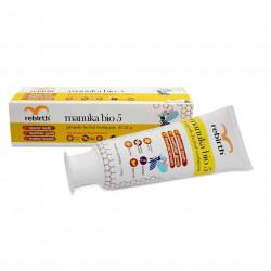 Rebirth-Manuka Bio 5 Propolis Herbal Toothpaste 100g