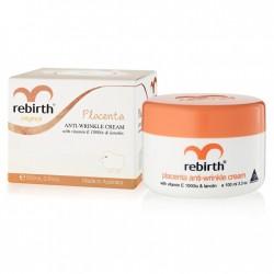 Rebirth-Placenta Anti Wrinkle Cream with Vitamin E 100ml