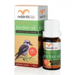 Rebirth-Platinum Tea Tree Oil 10ml