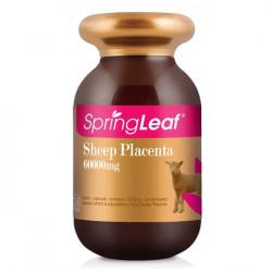 Springleaf-Sheep Placenta 60000mg 120 Capsules