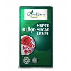 Goodlife Nutrition-Super Blood Sugar Level 90 Tablets