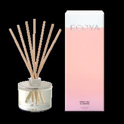 Ecoya-Sweet Pea & Jasmine Fragranced Diffuser 200ml
