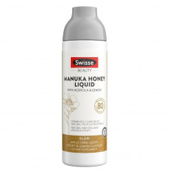 Swisse-Beauty Manuka Honey Liquid Honey & Lemon Flavour 500ml