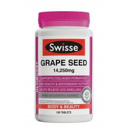 Swisse-Grape Seed 180 Tablets