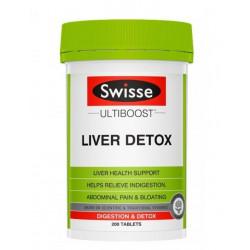 Swisse-Liver Detox Ultiboost 200 Tablets