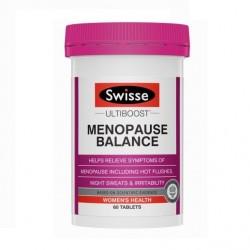 Swisse-Menopause Balance Ultiboost 60 Tablets